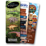 Full Color Bookmark, Customized Bookmarks, Custom Bookmark Printing