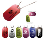 14317 - Aluminum Dog Tags
