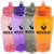 Promotional PolySure BPA Free Twister Bottle 24oz