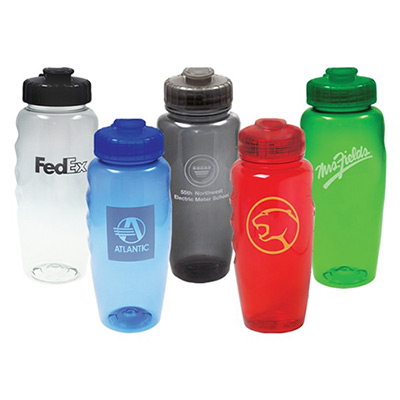 14336R - 30 Oz. Poly-Cool Bottle