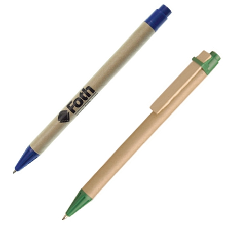 Recycled Eco Friendly Pen - Closeout