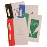 Promotional Notebook Combo - Personalized Recycled Notebooks