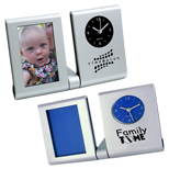 Promotional Clock Picture Frame, Promotional Display Frames