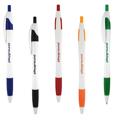 Personalized Promo Direct Action Pen With Grip