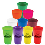 Promotional 20 oz. Stadium Cup, Personalized Stadium Seats, Custom Made Plastic