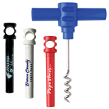 Promotional Simple Corkscrew