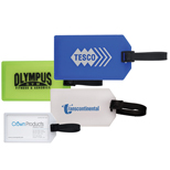Promotional Business Card Luggage Tag, Business Card Luggage Tags
