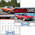Muscle Cars Appointment Calendar 16005 Inside