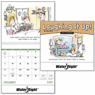 laughing it up! calendar