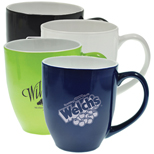 Imprinted 16 Oz. Jamocha Mug