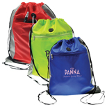 15020 - Double Square Drawstring Bag