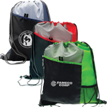 Custom Promotional Drawstring Sport Pack