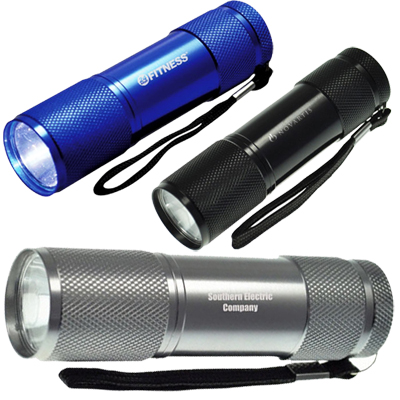 Uno LED Aluminum Flashlight