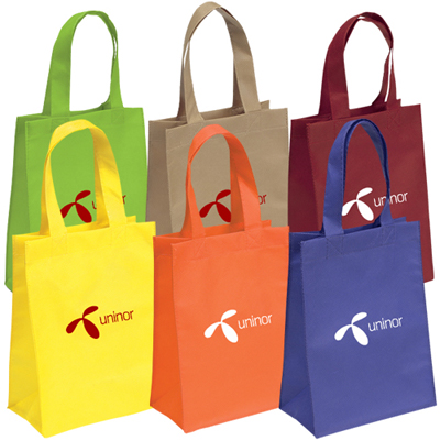 promotional celebration tote bag