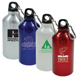17oz. Geo Aluminum Bottle - Customized Aluminum Water Bottles