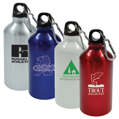 17 oz. Geo Aluminum Bottle