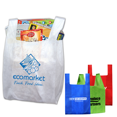 Personalized Lite Grocery Bag