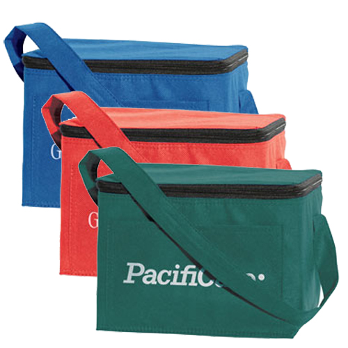 Promotional Eco-Aware 6-Pack Cooler