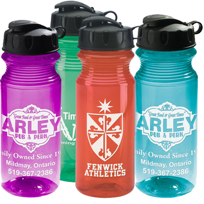 21 oz Eco-Fresh Sports Bottle