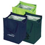 16085 - Market Design Insulated Grocery Tote
