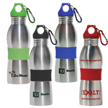 16074 - 22 oz. Stainless Steel Bottle