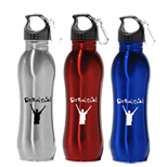 Custom Stainless Steel Water Bottle, 26 oz - Stainless Steel Bottle