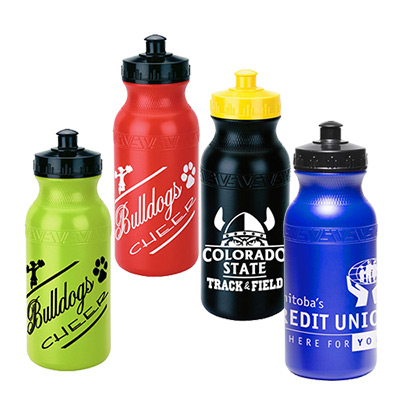 16076 - 21 oz. Super Value Bike Bottle