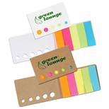 Promotional Colorful Sticky Flag Folder