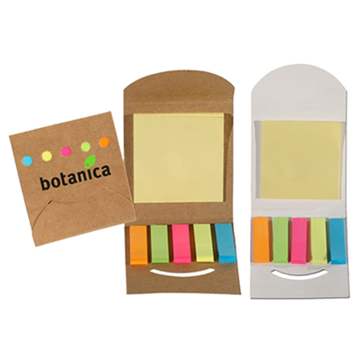 Folding Sticky-Note Flag Folder