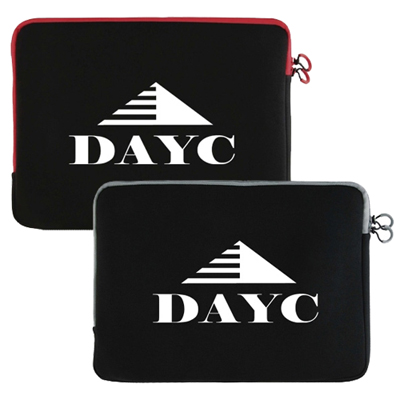 Koozie Contrast Laptop Sleeve