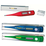 Promotional Translucent Digital Thermometer