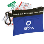 Promotional Products: Promotional Frosty Clipper First Aid Kit
