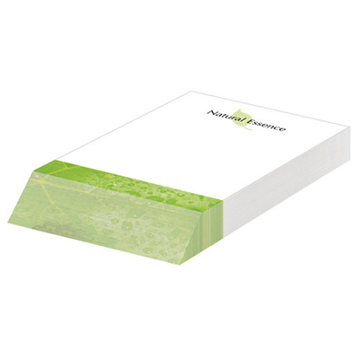 Beveled Edge Notepads 150 Sheets