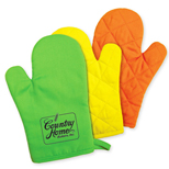 Promotional Kitchen Bright Oven Mitt