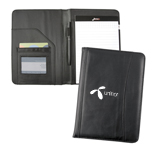 Custom Leather Portfolio - Promotional Jr. Executive Portfolio