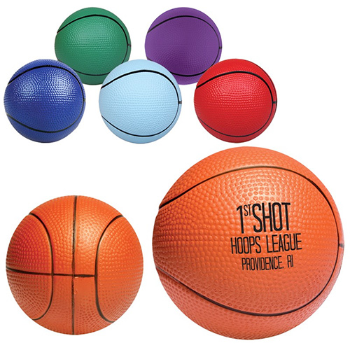 16374 - Basketball Stress Reliever