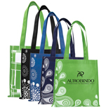 16561 - Poly Pro Printed Tote