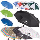 "16566 - 43"" Auto Open/Close Promo Umbrella"