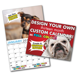16569 - 13 Month Custom Wall Calendar