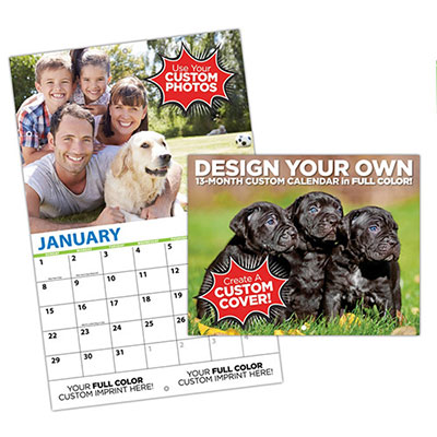 Promotional 13 Month Wall Calendar 2021 Promo Direct