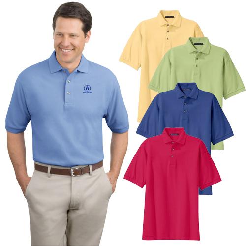 Port Authority - Pique Knit Sport Shirt