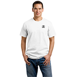 16611 - Port & Company® 5.4 oz. Cotton T-Shirt (White)