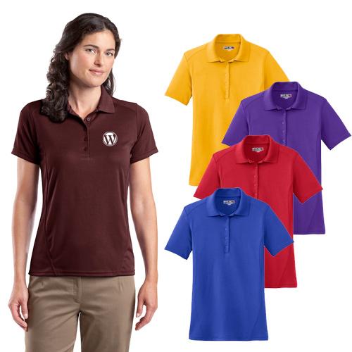 Sport-Tek Raglan Accent Sport Shirt
