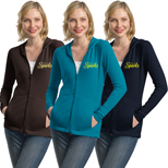 16658 - Port Authority - Ladies Full-Zip Jacket