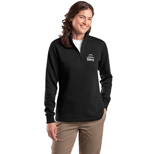 16677 - Sport-Tek - Ladies 1/4-Zip Sweatshirt