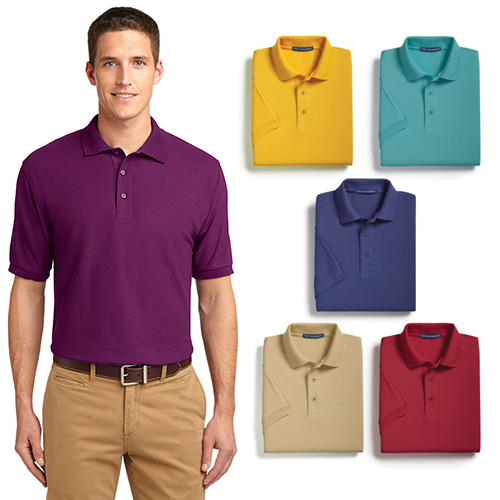 Port Authority - Silk Touch Sport Shirt