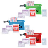 Promotional Express First Aid Kit, Printed Express First Aid Kit
