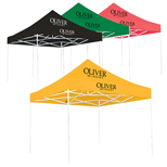 Promotional Standard Event Tent - Full Color