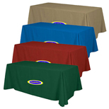 16743 - 6' Standard Table Throw Full Color