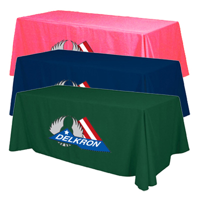 8' Convertible Table Throw - Full Color